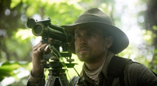 The Lost City of Z - Charlie Hunnam (heading to Blu-ray and DVD)