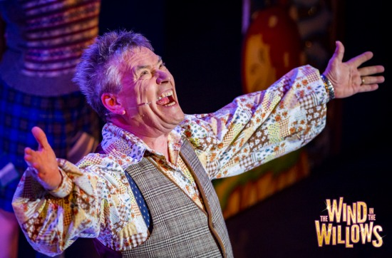 Wind in the Willows - Billy Pearce (Photo: Reece Sibbald Productions)