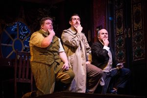 The Play That Goes Wrong at Venue Cymru – Review