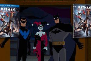 Batman and Harley Quinn Blu-ray™ Review