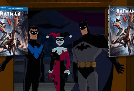 Batman and Harley Quinn, Cinema, DVD and Blu-ray Release News