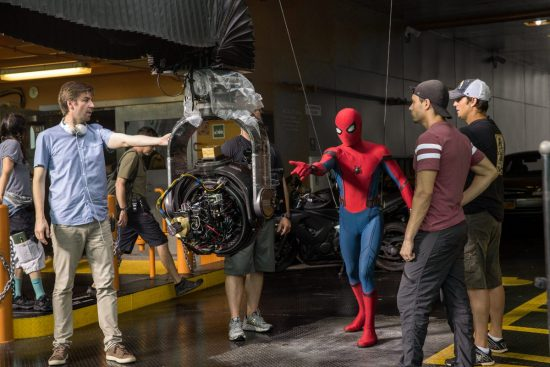 Spider-Man: Homecoming (Behind The Scenes)