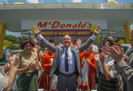 Win a copy of The Founder on Blu-ray