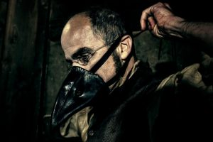 We Spoke to Michael Kelly about Taboo and Filming in Los Angeles