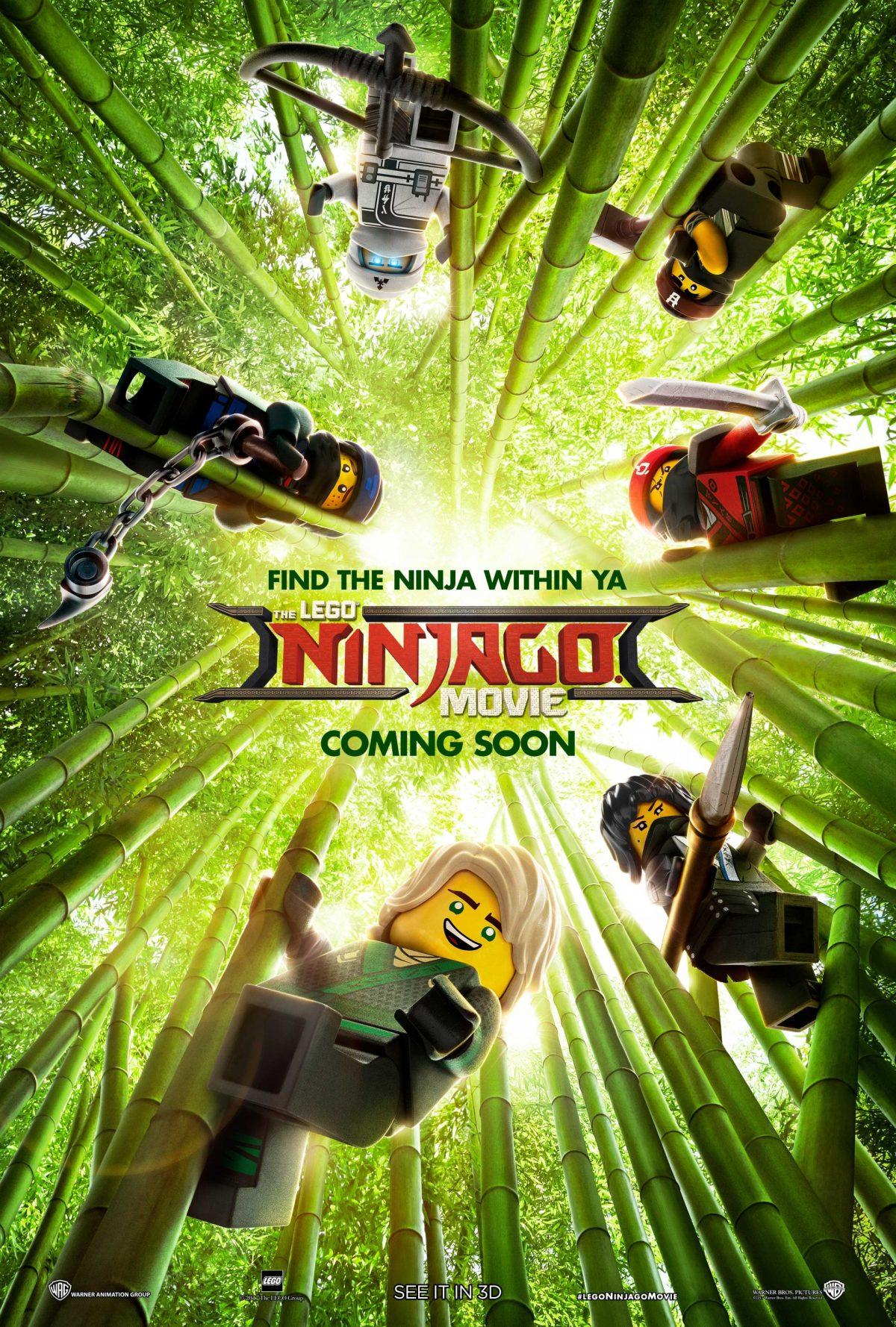 #Win a #TheLEGOMoviesUK #LEGONINJAGOMovie Merchandise goodie pack