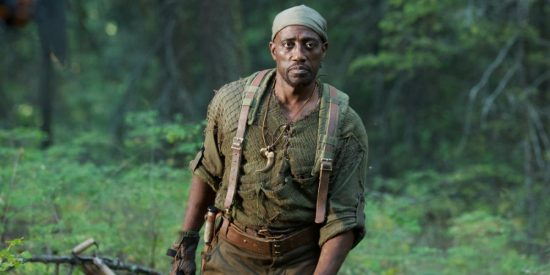 Wesley Snipes in Final Recall