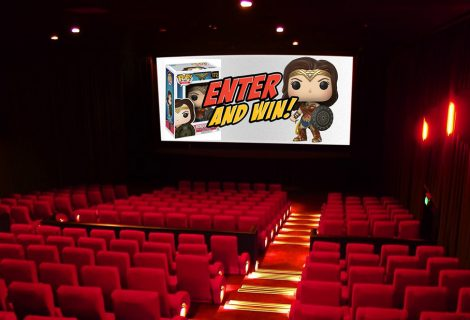 Win A Wonder Woman RealD VIP Cinema Experience