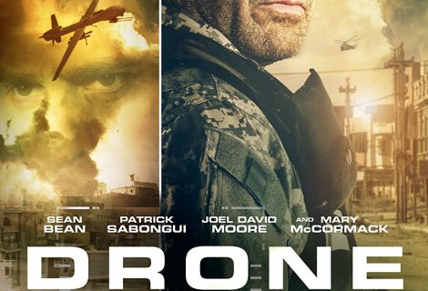 Win Drone starring Sean Bean on DVD