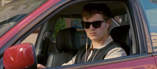 Baby Driver (Ansel Elgort) (Still)