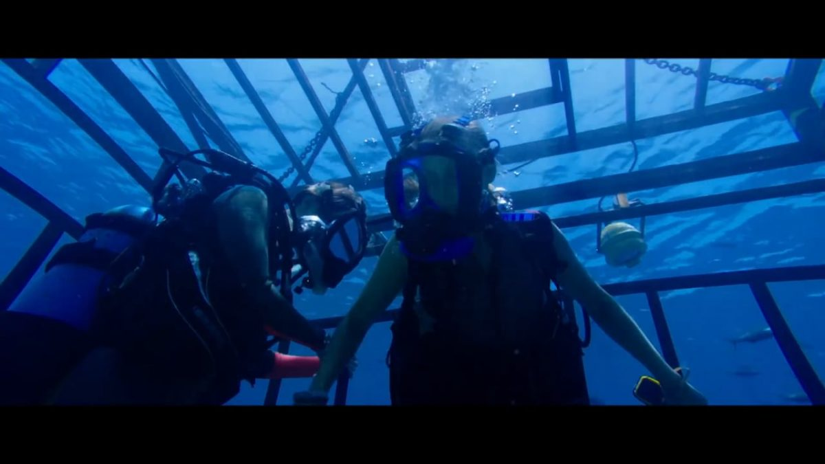 47 Meters Down – Sharks with not so much Bite! – Film Review