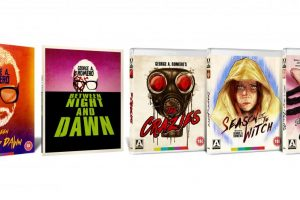 George A. Romero Between Night and Dawn gets a release date