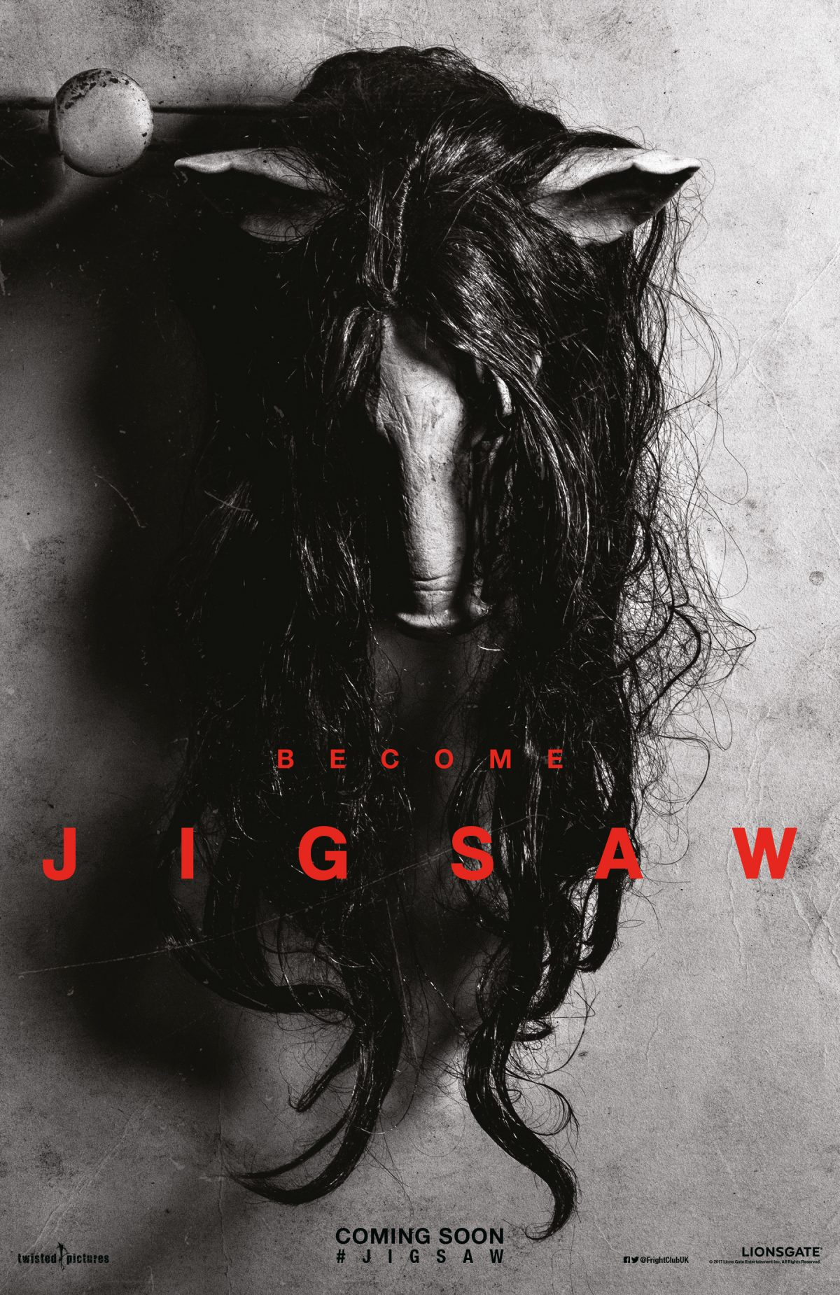 It's one of the highest grossing horror franchises of all time and the movie with some of the craziest and bloodiest contraptions created by John Kramer aka Jigsaw is heading to Blu-ray on the 26th February, we checked out the home release of the latest movie in the Saw franchise.