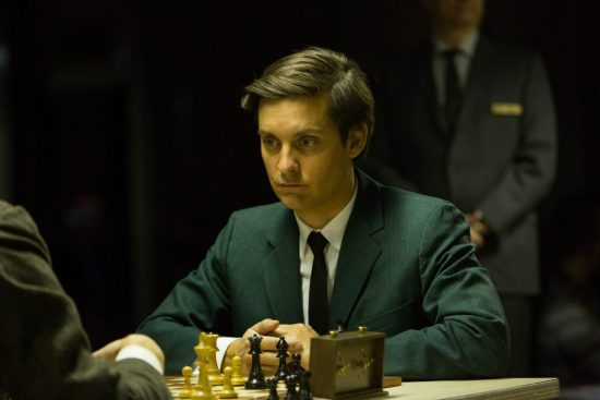 Tobey MaGuire in Pawn Sacrifice