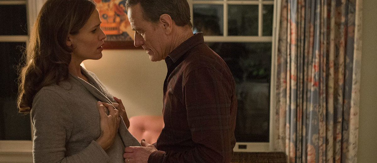 WakeField, Starring Bryan Cranston and Jennifer Garner – Movie Review