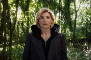 Jodie Whittaker is The Thirteenth Doctor Who