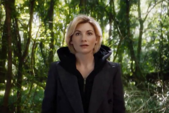 Jodie Whittaker 13th Doctor Who (Image BBC)