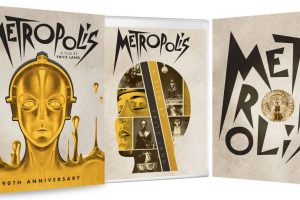 Metropolis (90th Anniversary) Boxed Set – Release Date and Features
