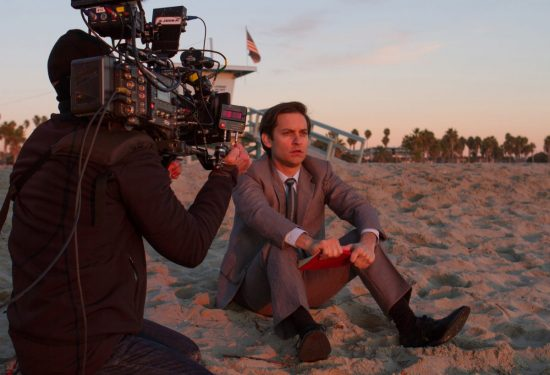 Behind the Scenes of Pawn Sacrifice with Tobey MaGuire