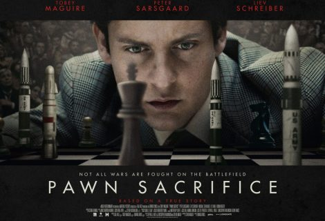 Pawn Sacrifice First Trailer starring Tobey Maguire