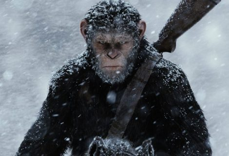 We're Not Monkeying Around! Win a War for the Planet of the Apes VIP RealD 3D experience