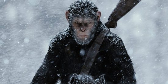 Win a War of the Planet of the Apes RealD 3D Experience with Blazing Minds