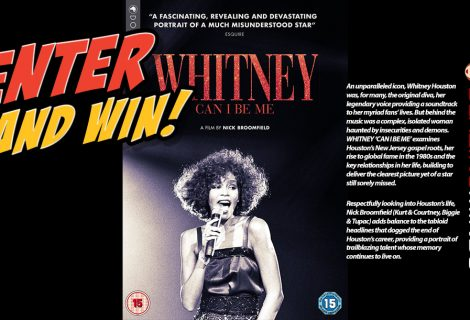 Win 1 of 3 DVDs of Whitney Can I Be Me