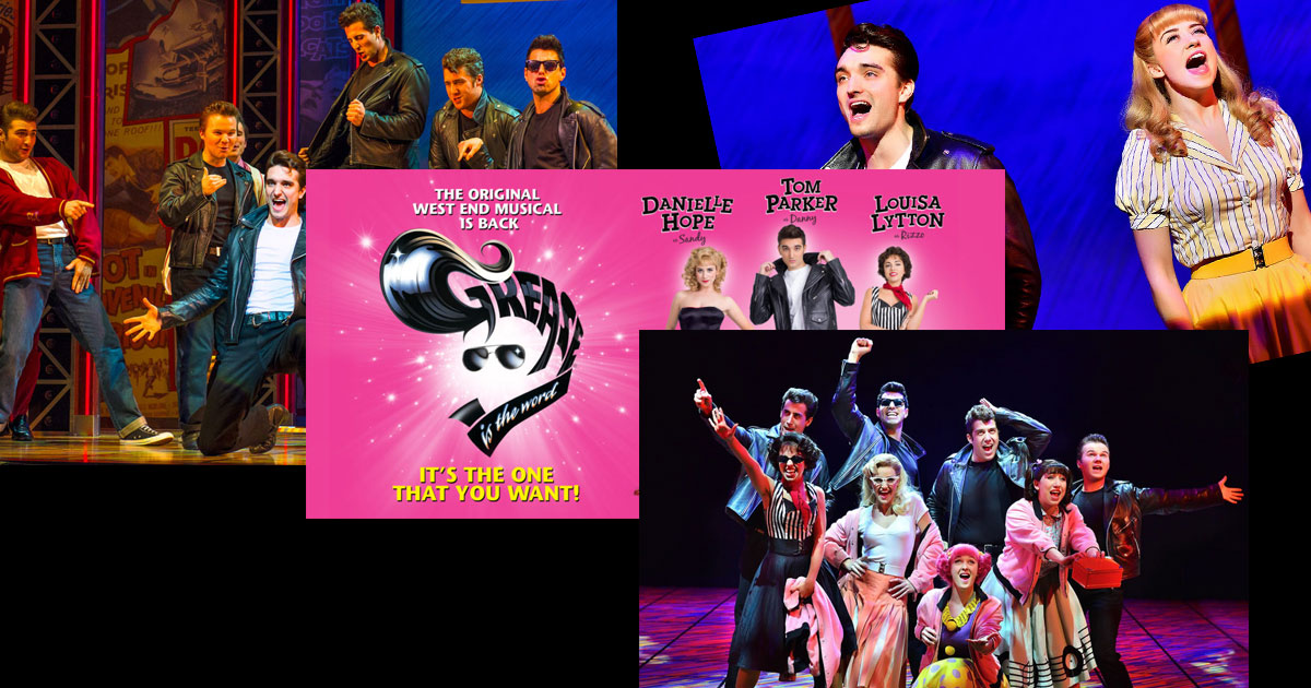 Grease is the word with a Standing Ovation at Venue Cymru