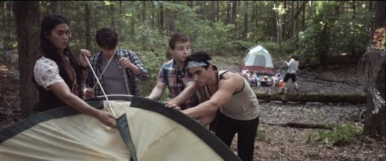 Guys and Tents (Pitching Tents 2017 © Meritage Pictures)