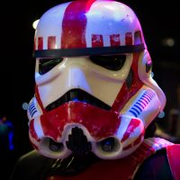 First Rhyl Comic Con was a success with great local support