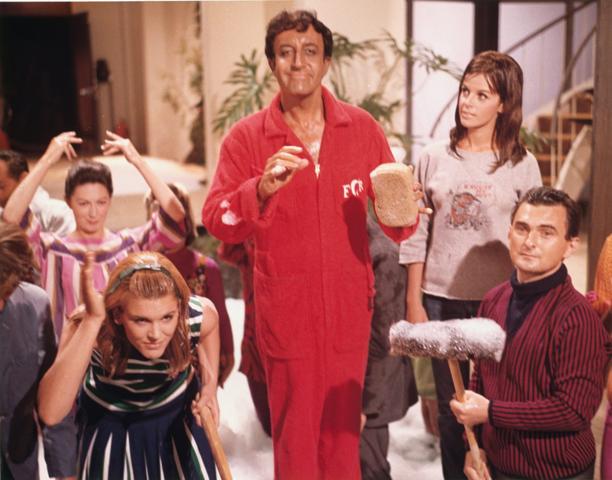 Peter Sellers' Classic The Party is coming to Blu-ray