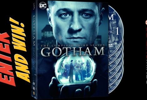 Win Gotham Season 3 – Out on DVD & Blu-ray™ August 28