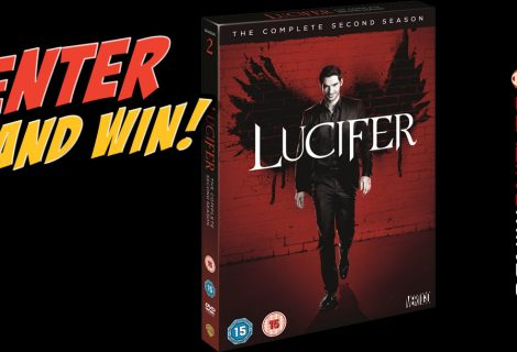 Win Lucifer Season 2 on DVD – Out on August 21