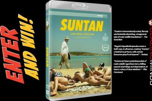 Win SUNTAN [Montage Pictures] Dual Format (Blu-ray & DVD) edition
