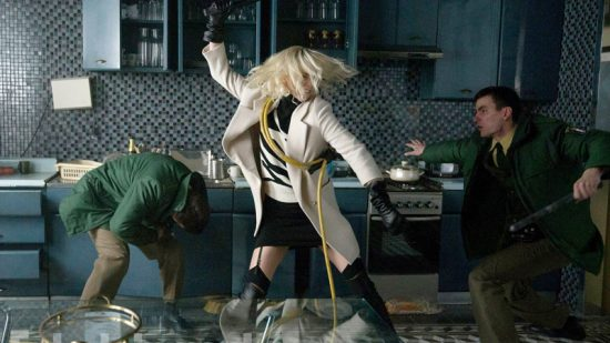Atomic Blonde (2017) Charlize Theron (JONATHAN PRIME/FOCUS FEATURES)