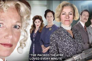 A Murder is Announced at Venue Cymru – Review