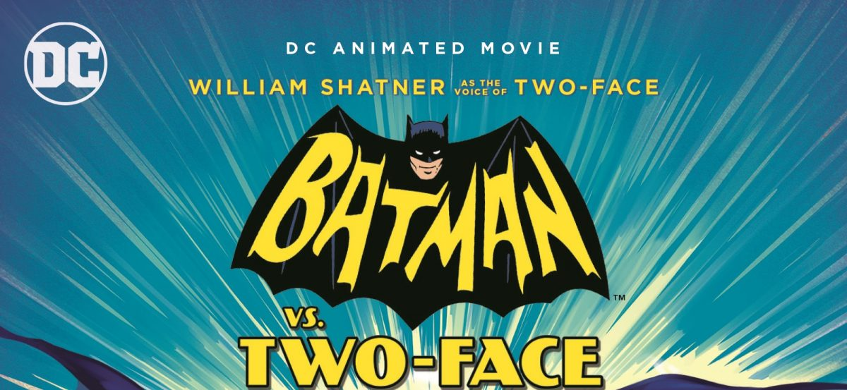 Win Batman VS Two-Face on DVD – Available Now on Digital and Out on Blu-ray™ and DVD October 30