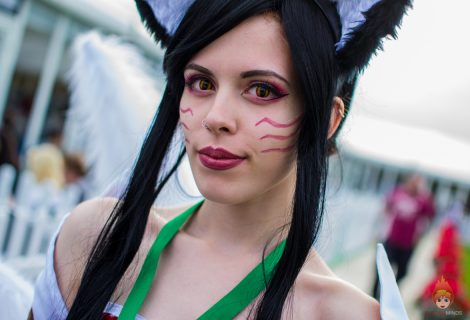 Chester Comic-Con saw Geeks and Nerds at Chester Racecourse