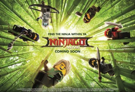 Win The LEGO Ninjago Movie Official Merchandise
