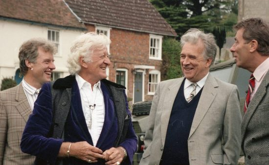 The Cast of The Daemons at Aldbourne