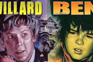 1970s horror classics 'Willard' and 'Ben' debut on Blu-ray
