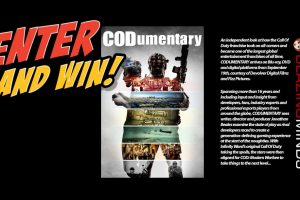 Win CODumentary, a Call of Duty Documentary on Blu-ray