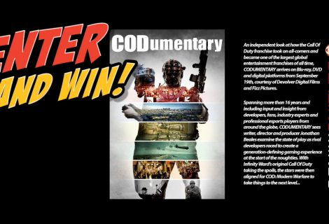 Win CODumentary, a Call of Duty Documentary on Blu-ray