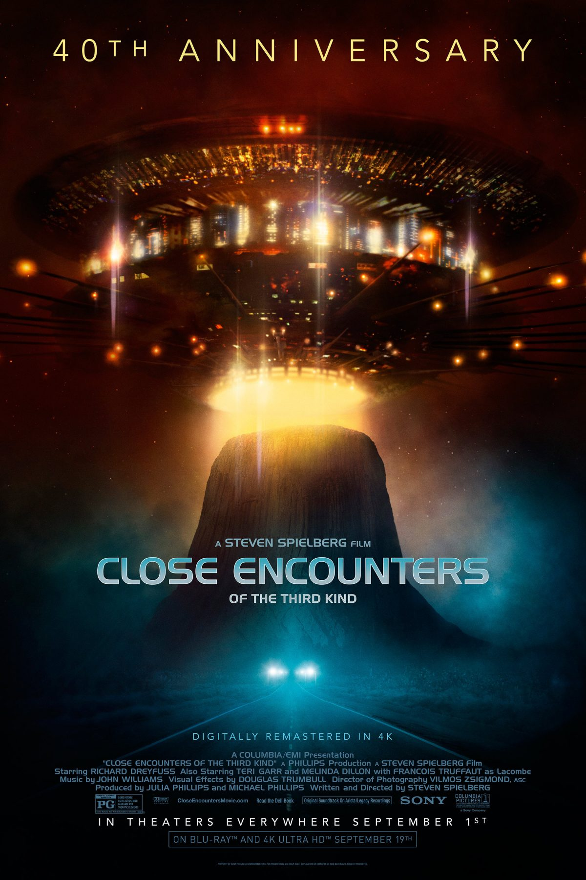 a film review of close encounters Film review: close encounters of the third kind society & entertainment film review what do you get when you combine aliens, a little bit of mystery.