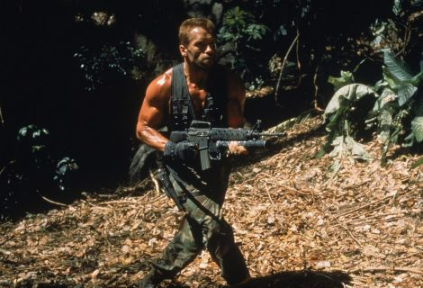 Predator (1987) A Sci-Fi and Action Classic