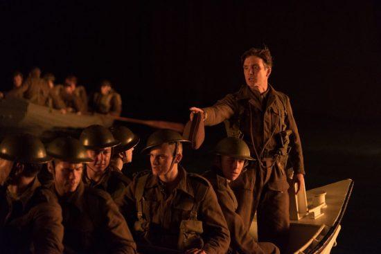 CILLIAN MURPHY; Dunkirk