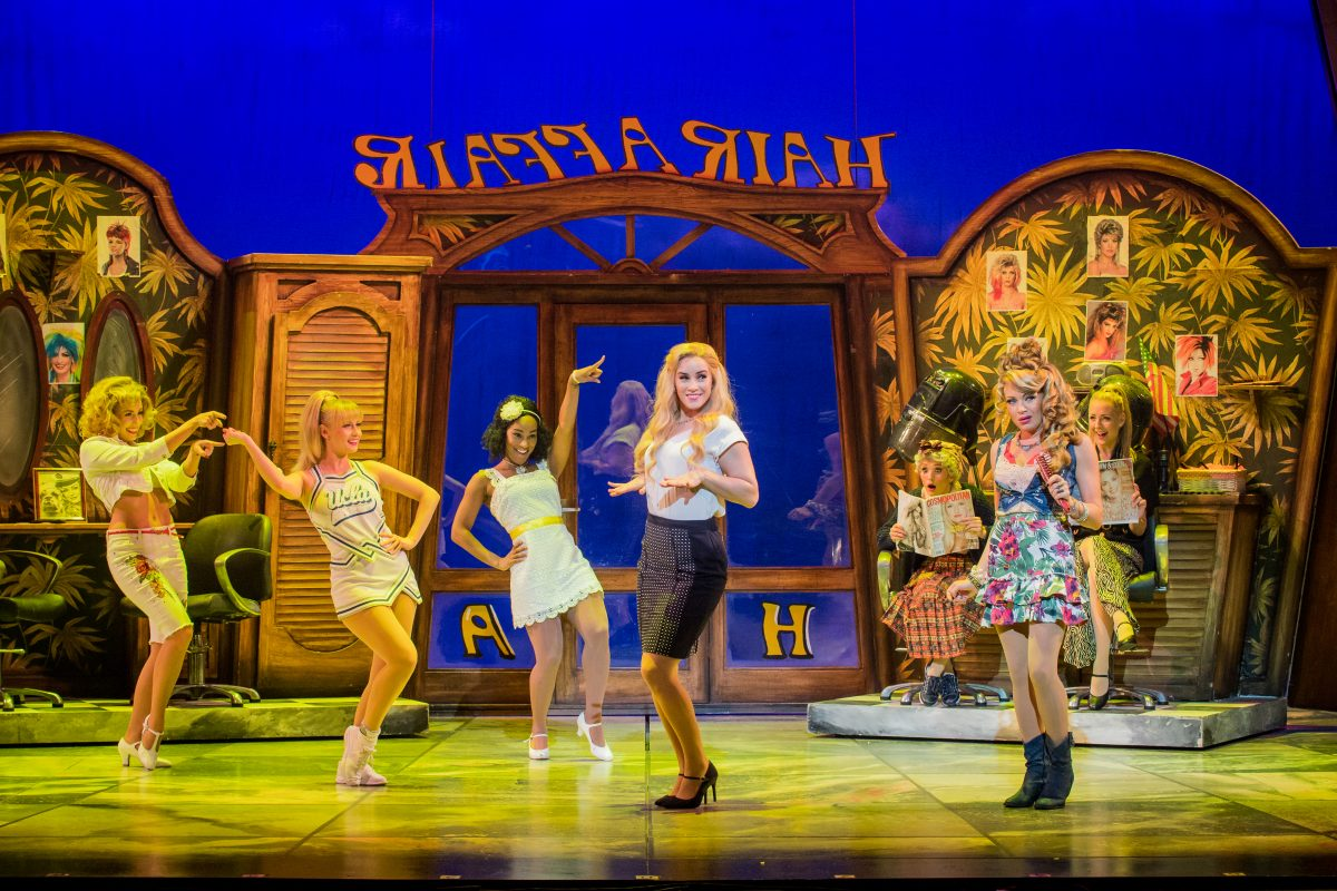 Legally Blonde The Musical heads to the Rhyl Pavilion