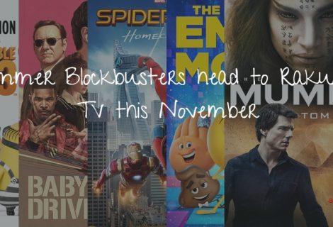 Summer Movies head to Rakuten TV this November