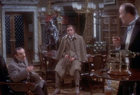 Win The Private Life of Sherlock Holmes on Blu-ray