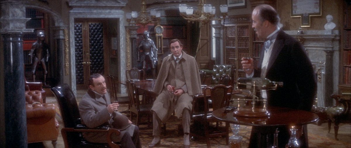1970's The Private Life of Sherlock Holmes heads to Blu-ray