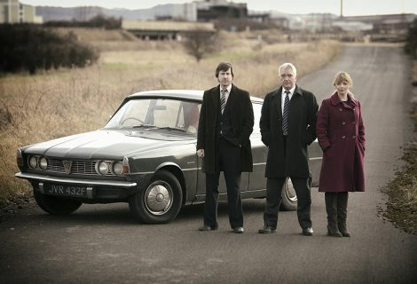 Win Inspector George Gently Series 8 on DVD
